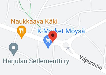 Möysän Uusi Apteekki kartta